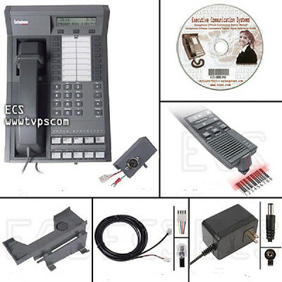 Dictaphone C-Phone Transcriber CPhone with OpticMic Barcode