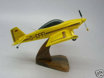 Vans RV-4 Private Airplane Wood Model Free Shipping
