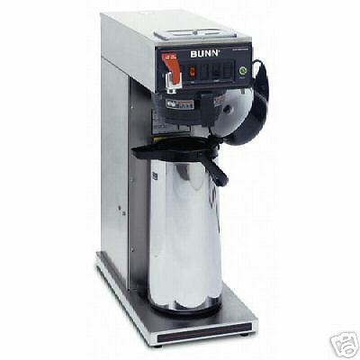 Bunn Cwtf- 15 Aps Air Pot Brewer Automatic Coffee Maker