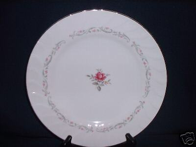 Fine China Of Japan, Royal Swirl, (2) Dinnerplates