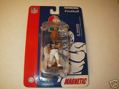 Anthony Thomas Chicago Bears Mini Bobble Head / Magnet