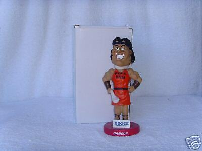 Samson GOD'S GYM Christian Bobble Bobblehead ~ 2007 SGA