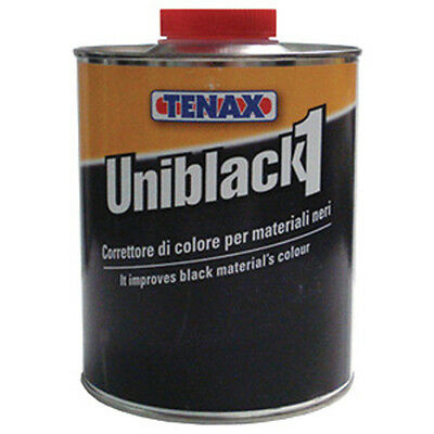 Uniblack Step One Stain From Tenax