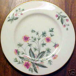 Lenox COUNTRY GARDEN W302 Bread and Butter Plate