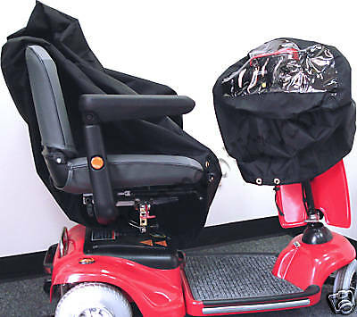 Diestco 2 Piece Tiller and Seat Scooter Waterproof Cover V2110