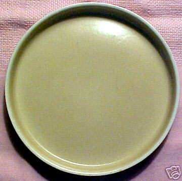 Block CHROMATICS (Beige & Black) Bread and Butter Plate