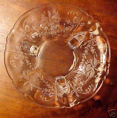 Heisey ORCHID Candy Dish