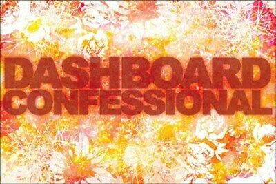 DASHBOARD CONFESSIONAL POSTER Logo RARE HOT 24X36