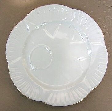 Shelley Regency Snack Plate Only 8""