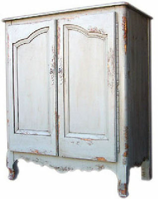 Country French Poitou Entertainment Center 25 Cottage Paints Old World Stains