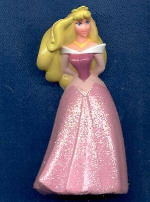 Aurora Retired Glittering Sleeping Beauty Figurine Pvc