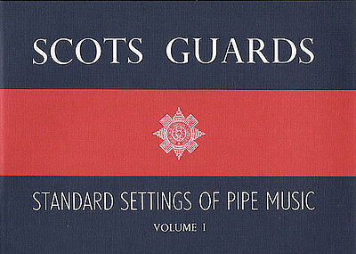 Scots Guards Bagpipes Pipe Music Book Vol. 1 Settings JIGS REELS HORN PIPES Tune