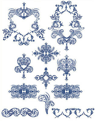 "ABC Designs The Royal Family Machine Embroidery Set of 14 Designs 5""x7"" Hoop"