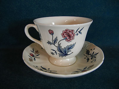 Wedgwood Williamsburg Potpourri Cup and Saucer Set(s)