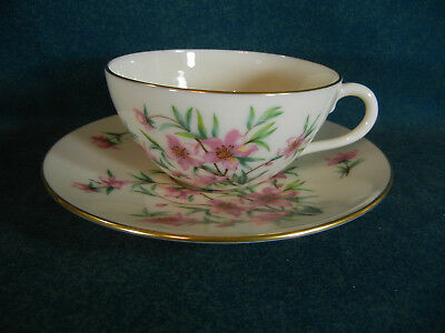 Lenox Peachtree Peach Tree W301 Cup and Saucer Set(s)