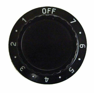 Dial/Knob for Thermostat Steam table Randell NEW 61148