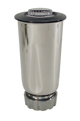 Container Complete Hamilton Beach 6126-909-32 Stainless Steel 32oz 69630