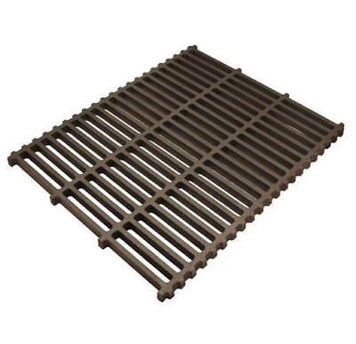 "Char BROILER BOTTOM Coal GRATE 17"" x 21"" Star Mfg 2F-Y7140 NEW 61228"