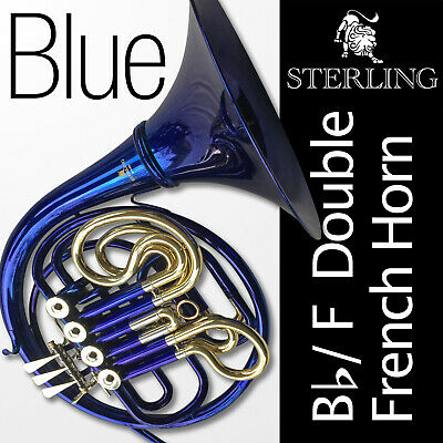 RED Bb/F Sterling Double French Horn • Highest Quality • Brand New •