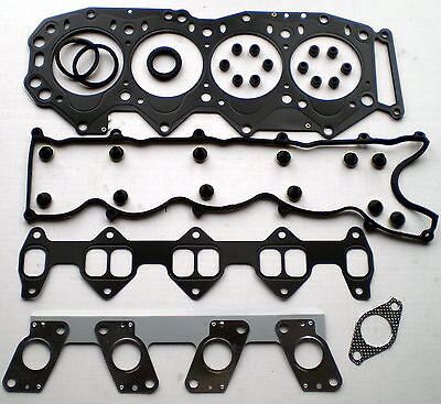 Head Gasket Set For Ford Ranger Courier Mazda B2500 Bongo 2.5Td Wl 12V 98-06 Vrs
