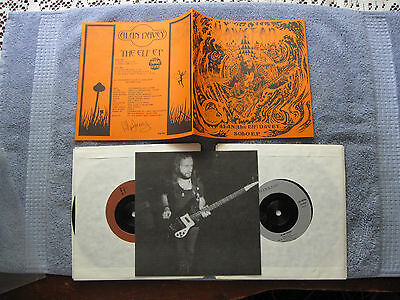 "Hawkwind Related Alan Davey Elf & The Hawk 7"" Single"