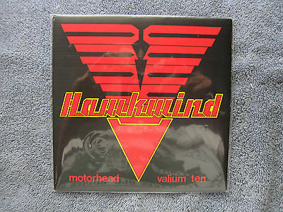"Hawkwind Valium 10 7"" Single"