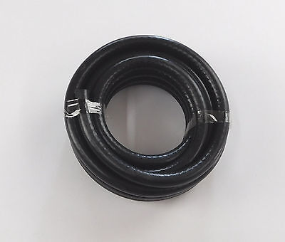 "6mm 1/4"" RUBBER PETROL DIESEL FUEL OIL PIPE HOSE"