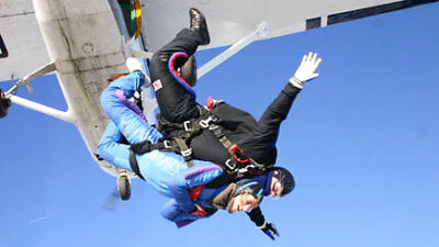 Thanks so much Red letter Days for helping me be more interesting again. I now want to jump out of a plane! Disclosure: I was invited to try indoor sky diving at .