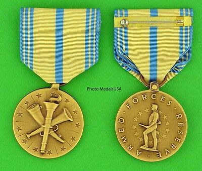 ARMED FORCES RESERVE Army National Guard Medal and Ribbon