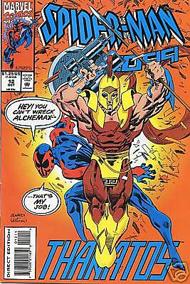 1993 Oct #12  Marvel Spider-Man Comic Book