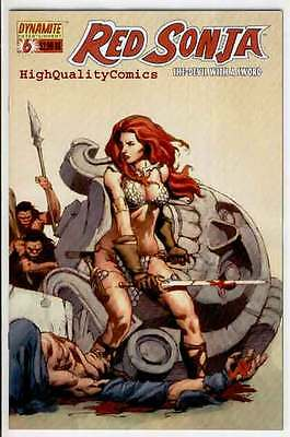 RED SONJA #0,1 2 3 4 5 6 7, NM+, She-Devil, Sword, Rubi, 2005,more RS in store,D