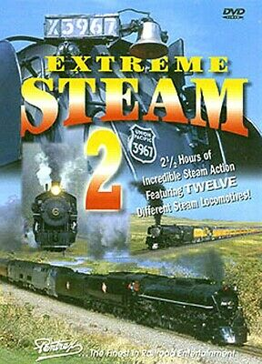 Extreme Steam Vol 2 Pentrex Dvd Video New