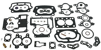 Mercruiser Carb 18-7746 Carburetor Rebuild Kit 823427A1 by Sierra