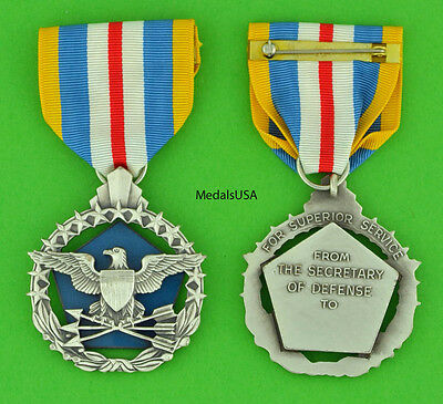 Defense Superior Service Medal - Full size made in the USA DSS USM19