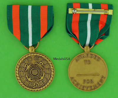 Coast Guard Achievement Medal USM54 - made in the USA - full size