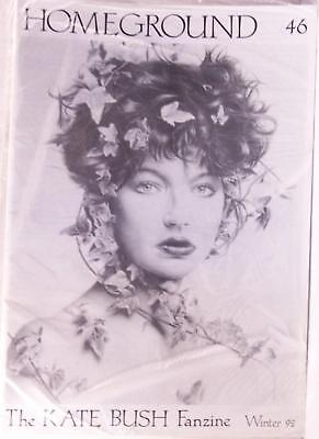 Kate Bush Homeground Fanzine Magazine Winter 1992 No 46