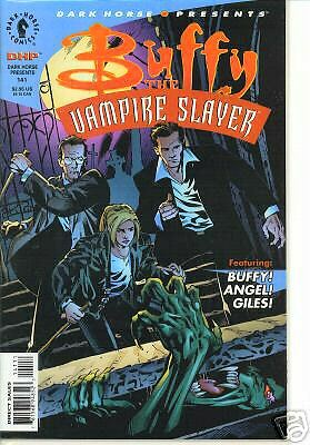 Dark Horse Presents 141 Buffy the Vampire slayer NM