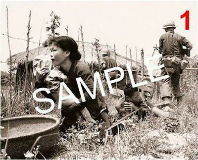 Choice Of 10  Vietnam  War High Quality Photo's Same Day Shipping Only $2.95 Ea.