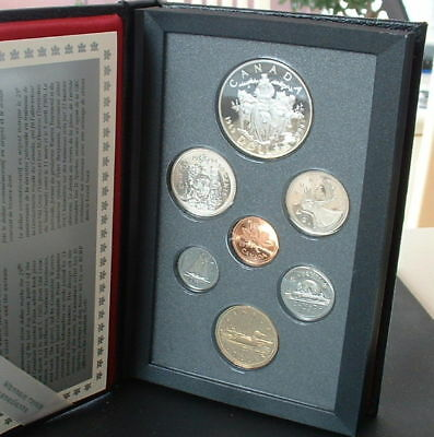 Canada  1994   Proof Double Dollar  Set  ***7 Coins***