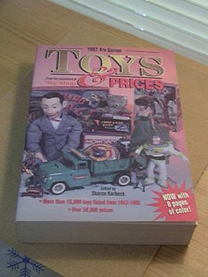 Price Guide TOYS and PRICES 1997