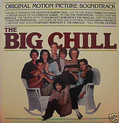 "Music From ""The Big Chill"" Ost Lp Stereo 1983 Nm!!!"