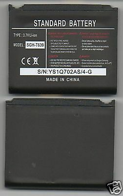 Lot 25 New Battery For Samsung T639 A777 A177 A257