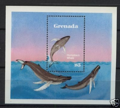 Grenada 1983 Save The Wales MNH M/S