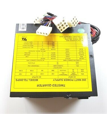 POWER SUPPLY  20 AMP FOR GOLDEN TEE AND OTHER GAMES
