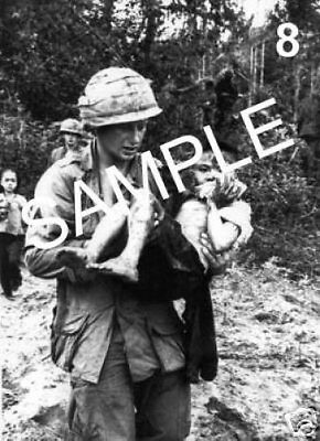 VIETNAM  WAR CHOICE OF 12 HIGH QUALITY PHOTO'S $2.95ea