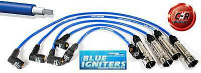 Blue Igniters Ignition Leads Polo 6N 1.4 + others P6N