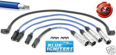Blue Igniters Ignition Leads Golf 1+2 1.5-1.8 to 84  8E