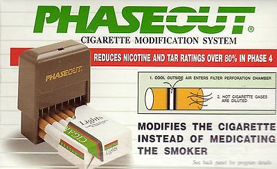 PhaseOut Quit Smoking System now save $20 off retail !