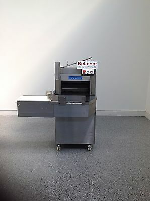 Mono 12mm Bread Slicer with Bag Blower Stainless Steel  BAKERY EQUIPMENT BS05