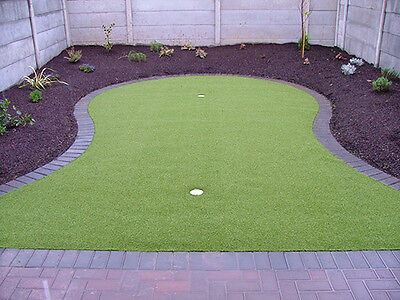 Artificial Grass for Golf Putting Green or Lawn 4m x 7m